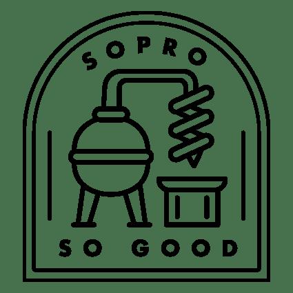 logo section spiritueux italiens liqueur